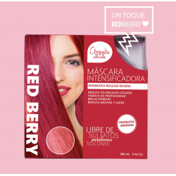 MÁSCARA INTENSIFICADORA RED BERRY 280 ML
